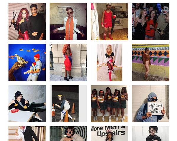Halloween na gestão de redes sociais